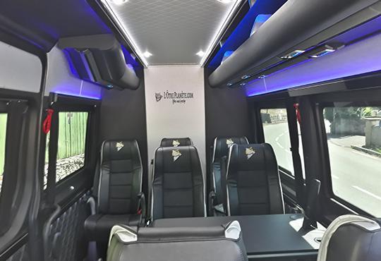 Minibus privé